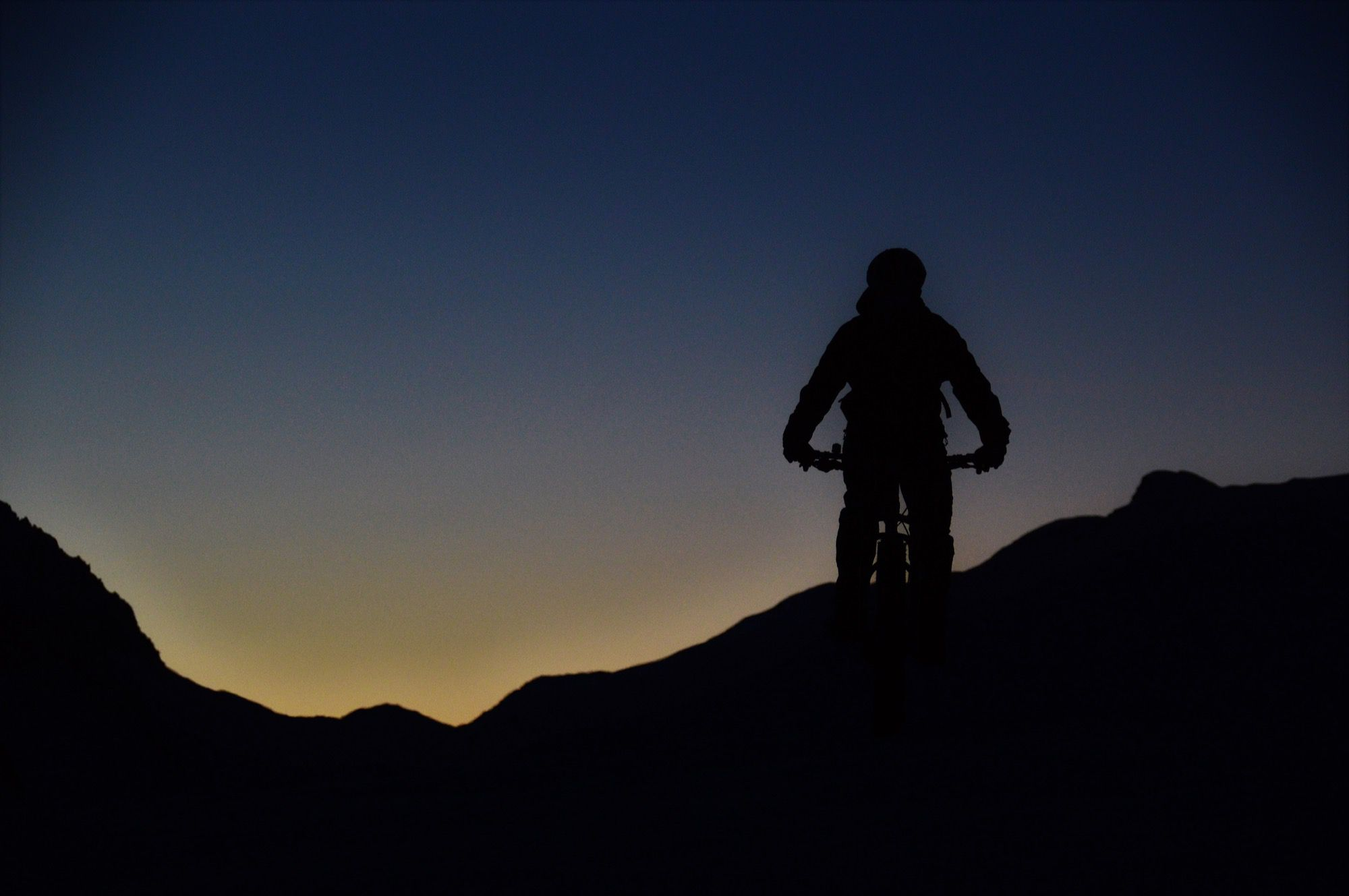Fat Bike Night Ride Livigno